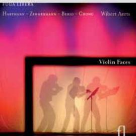 Violin Faces - Karl Amadeus Hartmann