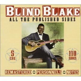 All The Published Sides - Blind Blake
