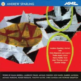 New Works For Clarinet - Andrew Sparling