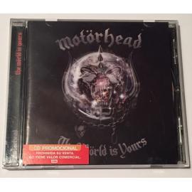 The Wörld Is Yours - Motörhead