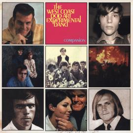 Companion - The West Coast Pop Art Experimental Band