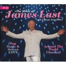 The Music Of James Last 100 Classic Favourites - James Last
