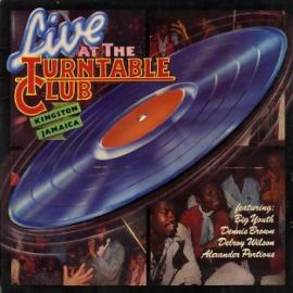 Live At The Turntable Club, Kingston, Jamaica - Various Production