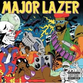 Guns Don't Kill People... Lazers Do - Major Lazer