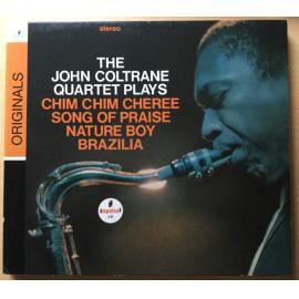 The John Coltrane Quartet Plays - The John Coltrane Quartet