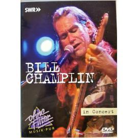In Concert - Bill Champlin