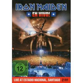 En Vivo! (Live At Estadio Nacional, Santiago) - Iron Maiden
