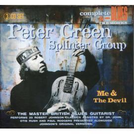 Me & The Devil - Peter Green Splinter Group