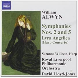 Symphonies Nos. 2 And 5 - William Alwyn