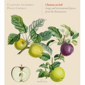 Chansons Au Luth - Claudine Ansermet