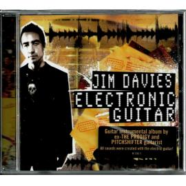 Electronic Guitar - Jim Davies