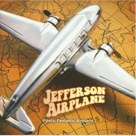 Plastic Fantastic Airplane - Jefferson Airplane