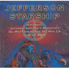 "Performing ""Jefferson Airplane @ Woodstock"" Del Mar Fairgrounds, Del Mar, CA June 12, 2009 - Jefferson Starship"