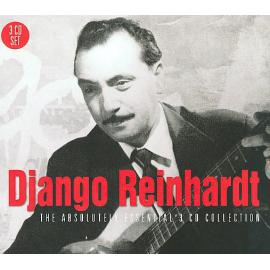 The Absolutely Essential 3 CD Collection - Django Reinhardt