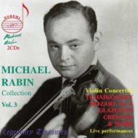 COLLECTION VOL.3 - MICHAEL RABIN
