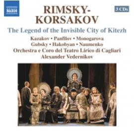 INVISIBLE CITY OF KITEZH - N. RIMSKY-KORSAKOV