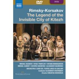 LEGEND OF THE INVISBLE CI - N. RIMSKY-KORSAKOV