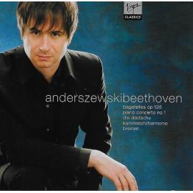 Beethoven Bagatelles, Piano Concerto no. 1 - Piotr Anderszewski