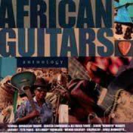 African guitars Anthology - Various