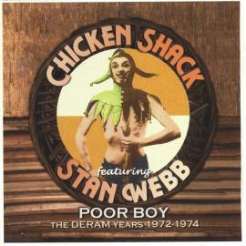 Poor Boy - The Deram Years 1972-1974 - Chicken Shack