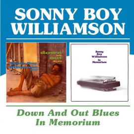 Down And Out Blues / In Memorium - Sonny Boy Williamson