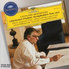 Chichester Psalms • Symphonies Nos. 1 & 2 - Leonard Bernstein