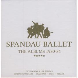 The Albums 1980-84 - Spandau Ballet
