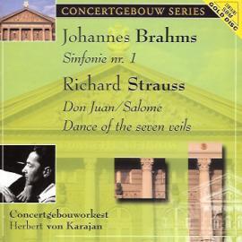 Sinfonie Nr. 1 / Don Juan / Salome · Dance Of The Seven Veils - Johannes Brahms