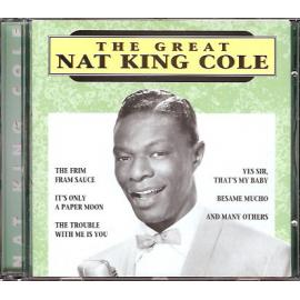 The Great Nat King Cole - Nat King Cole