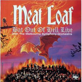Bat Out Of Hell Live - Meat Loaf