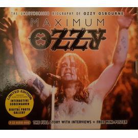 Maximum Ozzy The Unauthorised Biography Of Ozzy Osbourne - Ozzy Osbourne