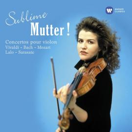 Sublime Mutter! - Anne-Sophie Mutter