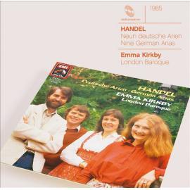 Nine German Arias (HWV 202-210) - Georg Friedrich Händel