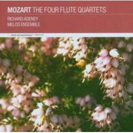 FOUR FLUTE QUARTETS - W.A. MOZART