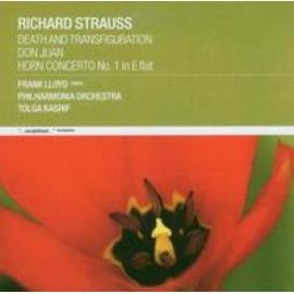 TOD UND VERKLARUNG - R. STRAUSS
