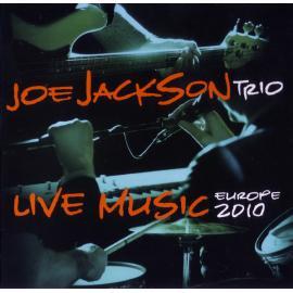 Live Music - Europe 2010 - Joe Jackson Trio
