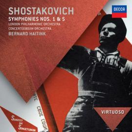 Symphonies Nos. 1 & 5 - Dmitri Shostakovich
