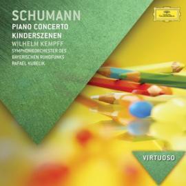 Piano Concerto / Kinderszenen - Robert Schumann