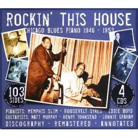 Rockin' This House (Chicago Blues Piano 1946-1953) - Memphis Slim