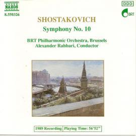 Symphony No. 10 - Dmitri Shostakovich