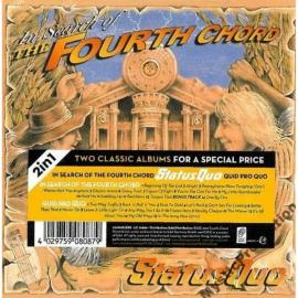 In Search Of The Fourth Chord / Quid Pro Quo - Status Quo