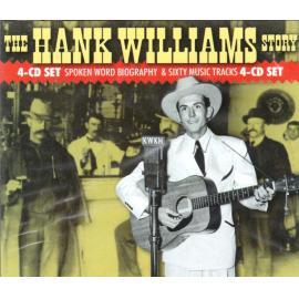 The Hank Williams Story - Hank Williams