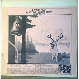Electrif Lycanthrope (Be•Bop Deluxe) - Little Feat
