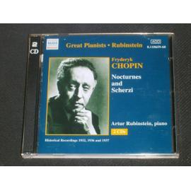 Frederic Chopin: Nocturnes & Scherzi - Arthur Rubinstein