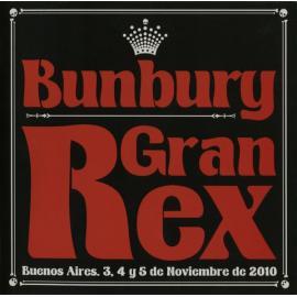 Gran Rex (Buenos Aires. 3, 4 Y 5 De Noviembre De 2010) - Enrique Bunbury