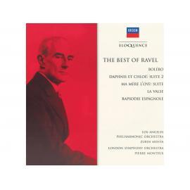 BEST OF RAVEL/BOLERO - M. RAVEL