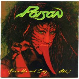 Open Up And Say... Ahh! - Poison