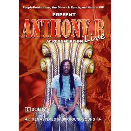 Live At Reggae Rising - Anthony B