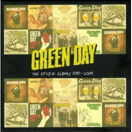 The Studio Albums 1990 - 2009 - Green Day