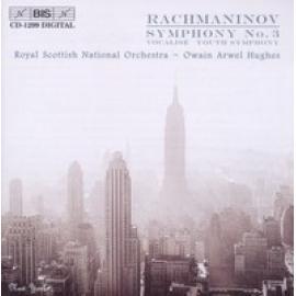 SYMPHONY NO.3 - S. RACHMANINOV